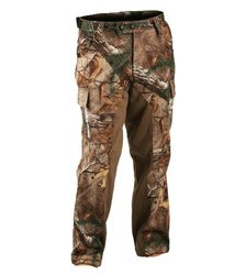 ScentBlocker Youth Knockout Pant - Real Tree Xtra - Size: Small