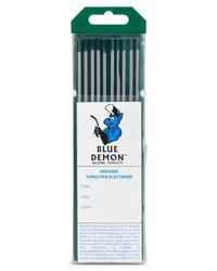 """Blue Demon TEP X 3/16"""" X 7"""" Pure Tungsten Electrode - 5-Pack"""