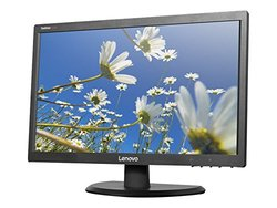 Lenovo ThinkVision E2224 21.5'' Full HD LED-Backlit LCD Monitor - Black