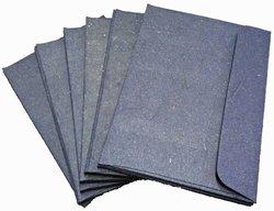 "Mr. Ellie Pooh A2 ""Earth Friendly"" Envelopes - Pack of 25 - Dark Blue"
