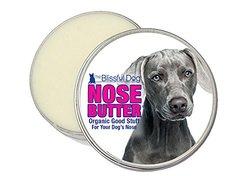 The Blissful Dog Weimaraner Nose Butter, 2-Ounce