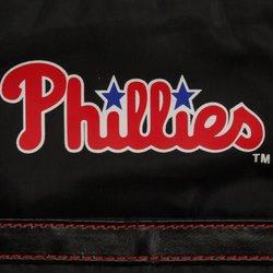 MLB Los Angeles Angels Betty Handbag, Small, Black