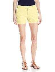 Columbia Sportswear Women's Solar Fade Shorts, Sunnyside Oxford, 10x6