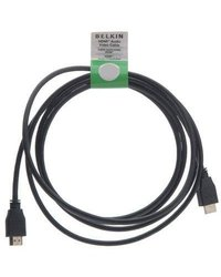 Belkin F8V3311B25 M/M HDMI-to-HDMI Cable - 25 ft