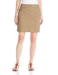ExOfficio Women's Gazella Skirt - Walnut - Size: 14