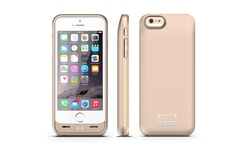 Apple-Certified Extended Battery Case for iPhone 6 Plus - Gold