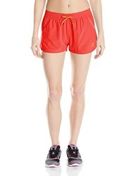 ASICS Women's Train for Sport 2-Inch Shorts - Coralicious - Size: X-Large