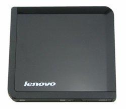 Lenovo 0A33988 External DVD-Writer - Black