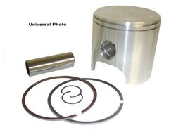 Wiseco Piston Kit - 1.00mm Oversize to 93.00mm 4677M09300