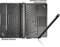 Lenovo ThinkPad Helix Ultrabook Pro Keyboard - English - US