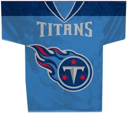 NFL Tennessee Titans Jersey Banner -34-by-30""