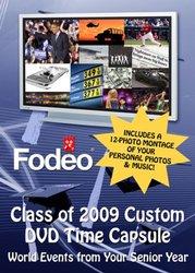 Fraimz Fodeo Graduate Custom DVD Time Capsule (Grad TC 2009 Cus)