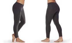 Balance By Marika Novelty Leggings - Black - Large