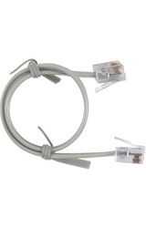 Jasco Products 8in. Phone Line Cord 76114 - 76114
