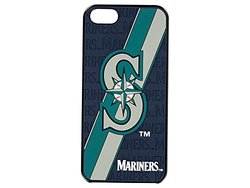 MLB Seattle Mariners Hard Team Logo Ai5 Cover, Green