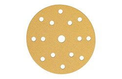 Mirka 23-614-500 Bulldog Gold Grip Disc, 5""
