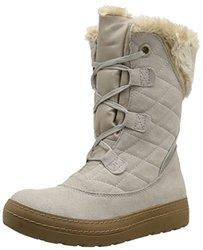 BareTraps Women's Lara Snow Boot - Clay/Beige - Size: 7.5M