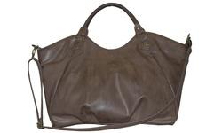 Buxton Women's Kimberly 15.6? Laptop Tote Bag - Brown