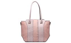 MKF Collection Pasadena Designer Tote Bag - Pink