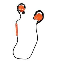 Avia Bluetooth Wireless Sport Earbuds With Mic - Orange/Black
