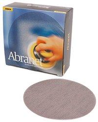 Mirka 9A-252-180 8-Inch 180 Grit Mesh Abrasive Dust Free Sanding Discs, Box of 50 Discs