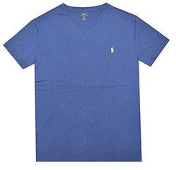 Polo Ralph Lauren Men's Classic Fit Pony Logo T-Shirt - B Royal - Size: S