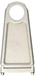 "Borgeson 1-3/4""x7"" Steering Column Drop - Paintable Aluminum (914177)"