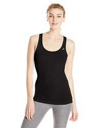 ASICS Women's Performance Run Rib Racerback - Black - Size: Medium
