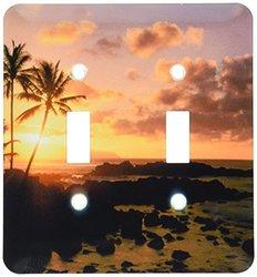 lsp_89720_2 Sunset, North Shore, Oahu, Hawaii, USA Us12 Dpb1450 Douglas Peebles Double Toggle Switch