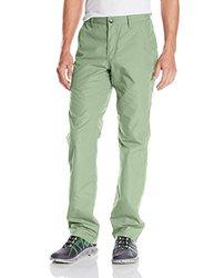 Mountain Khakis Men's Poplin Pant Slim Fit - Mint - Size: 40W/34-Inch