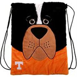 NCAA Tennessee Volunteers Mascot Backpack, Large, Orange