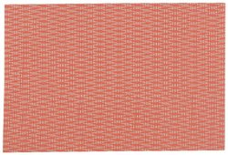 Now Designs Placemats, Zig Zag Red, Set of 4