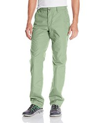 Mountain Khakis Men's Poplin Pant Slim Fit - Mint - Size: 44W/30-Inch