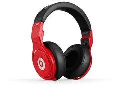 Beats by Dre Pro Lil Wayne Headphones - Red/Black