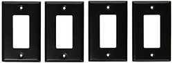 Stanley Hardware CS8004 Wall Plate 4Pk in Oil Rubbed Bronze