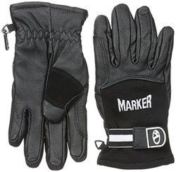 Marker Spring Gloves, Black/Black, X-Small