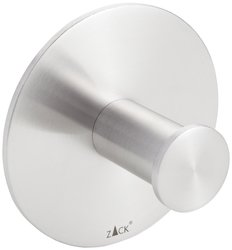 "Zack 4"" Stainless Steel Ganzio Wall Hook (50710)"