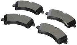 Axxis 45-1318EX Extended Duty Premium Metallic Brake Pad Set