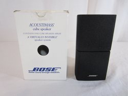 Bose Acoustimass Direct/Reflecting Speaker - Black