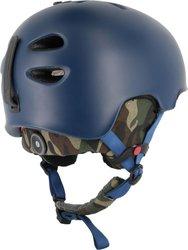 ProTec Women's Classic Helmet - Snow Dark Blue - Size: Medium