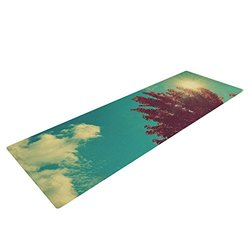 Change is Beautiful by Robin Dickinson Yoga Mat multi