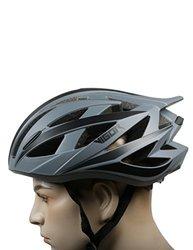 Vigor Helmets R Series Road Commuter Bike Helmet - Grey/Black