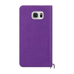 Araree Canvas Diary for Samsung Galaxy Note 5 - Pansy Purple
