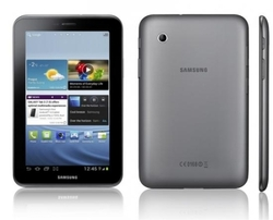 """Samsung Galaxy Tab 2 7"""" WiFi Tablet Android 4.0 1GHz 8GB w/ Pouch GT-P3113"""