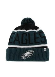 NFL Philadelphia Eagles 47 Calgary Cuff Knit Hat, One Size, Pacific Green