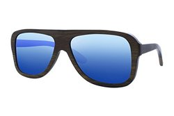 Earth Wood Sunglasses: Siesta/esg067e Espresso Frame