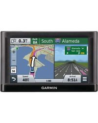 "Garmin Nuvi 55 5"" Automobile Portable GPS Navigators System - Black"