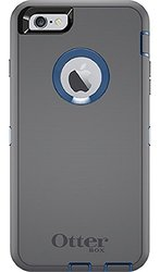 Otterbox Case: Defender Series-iPhone 6 Plus/6S Plus-Grey/Blue