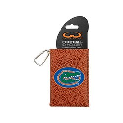 NCAA Florida Gators Classic Football ID Holder - Brown - One Size