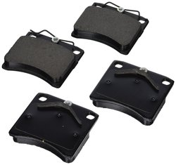 Axxis Deluxe Advanced Premium Ceramic Brake Pad Set (45-05810D)